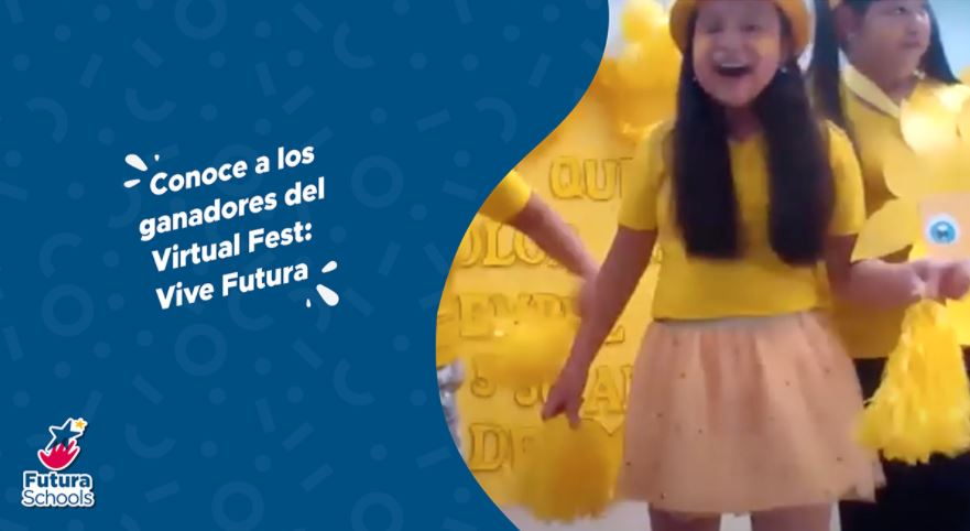 Conoce a los ganadores de nuestro Virtual Fest: Vive Futura