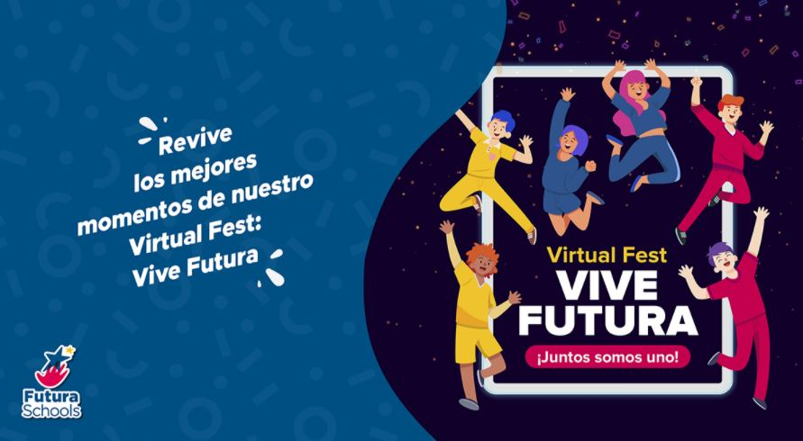 Revive los mejores momentos del Virtual Fest: Vive Futura