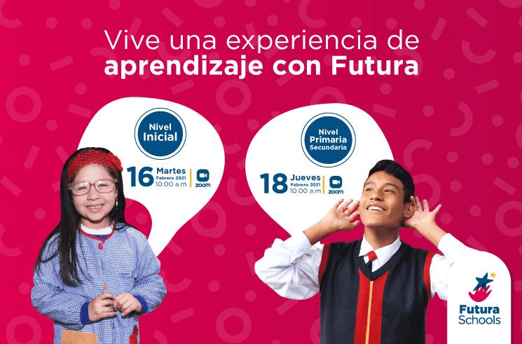 Te esperamos este 16 y 18 de febrero en el Futura Experience Day