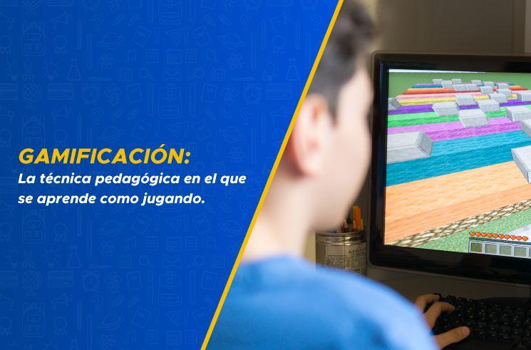 Gamificación: la técnica pedagógica en el que se aprende como jugando